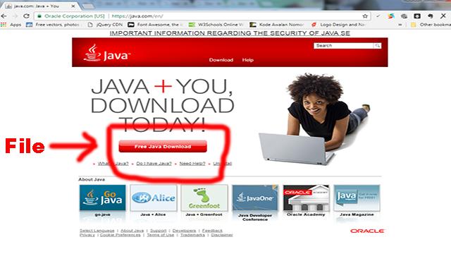 Download Apk Java
